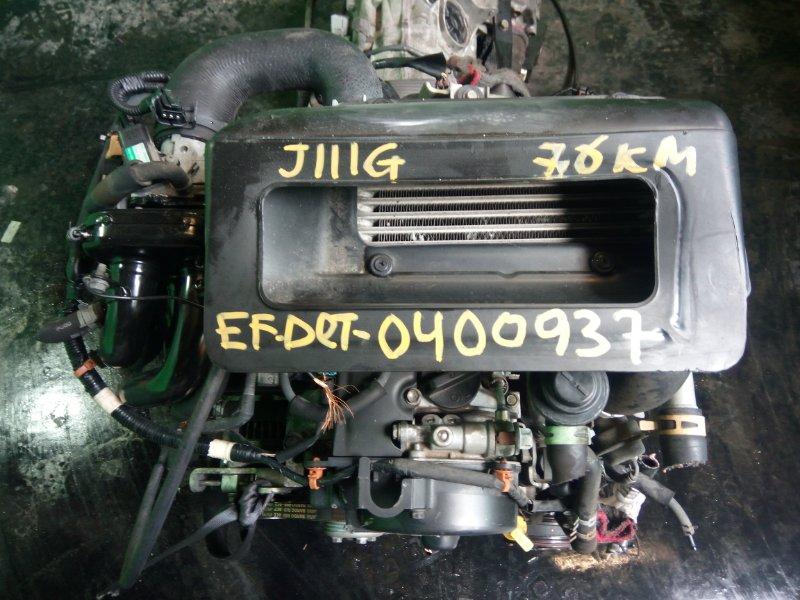 Двигатель Daihatsu Terios J111G EF-DET (б/у)
