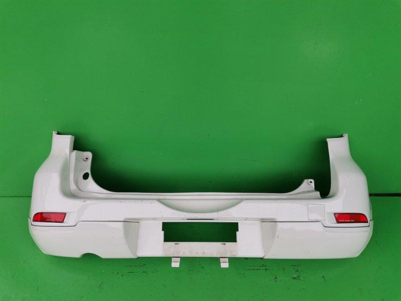 Бампер Toyota Rush J210E задний (б/у)