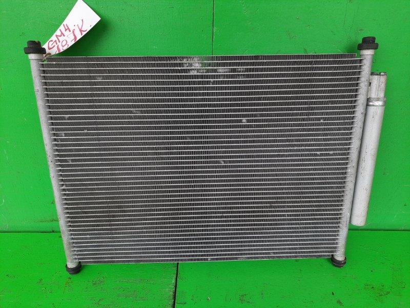 Радиатор кондиционера Honda Grace GM4 (б/у)