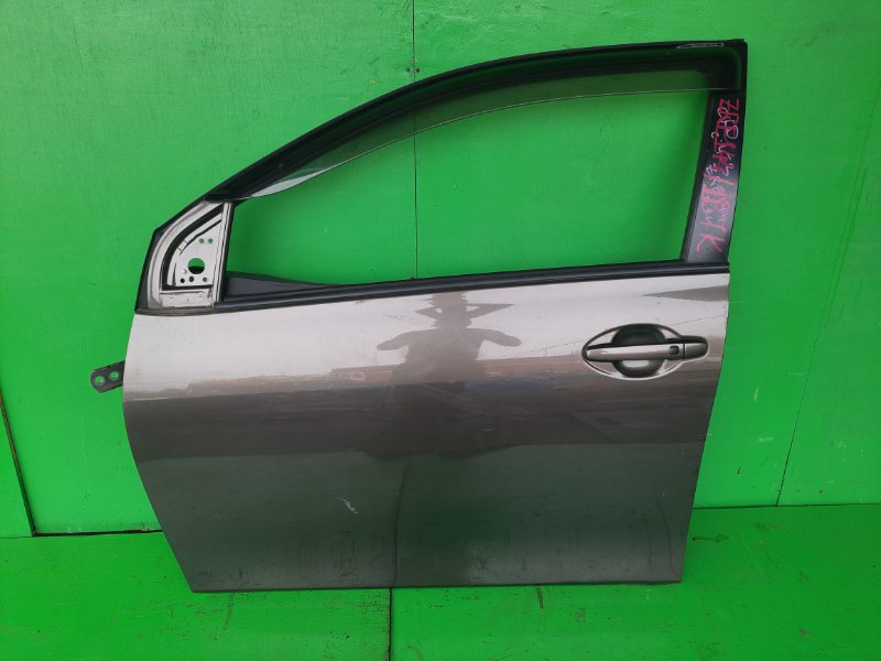 Дверь Toyota Fielder ZRE144 передняя левая (б/у)