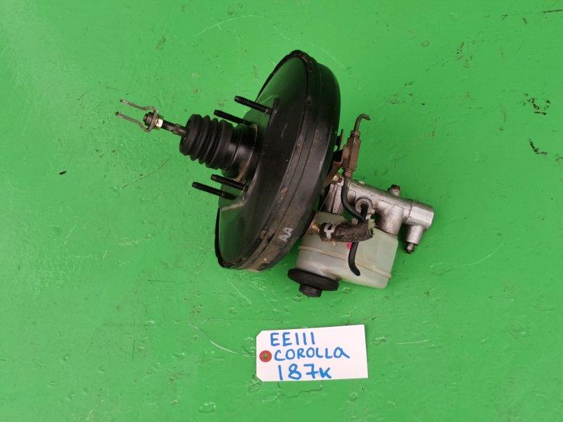 Главный тормозной цилиндр Toyota Corolla EE111 (б/у)