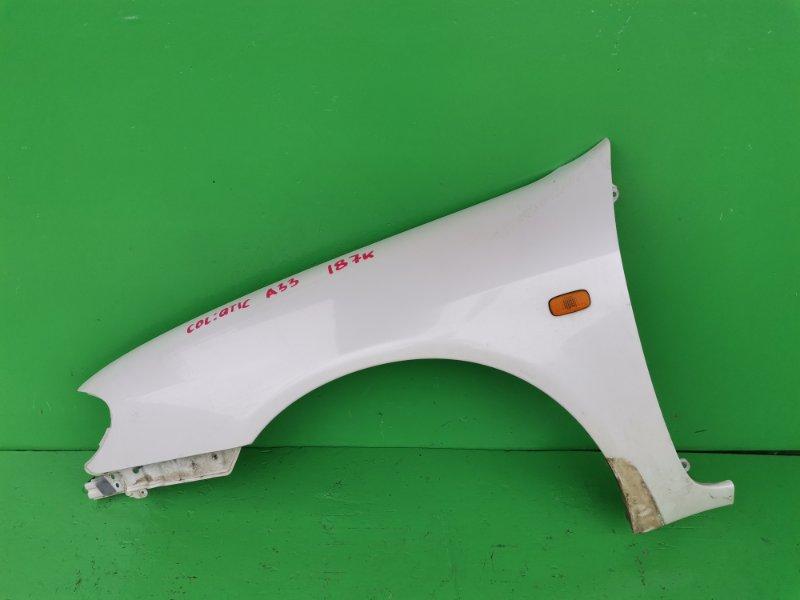 Крыло Nissan Cefiro A33 переднее левое (б/у)