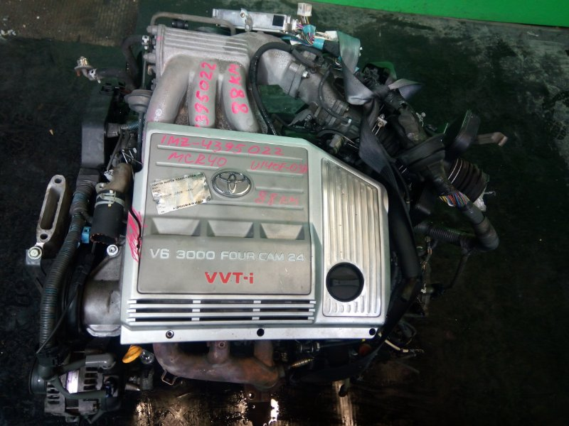 Двигатель Toyota Estima MCR40 1MZ-FE (б/у)