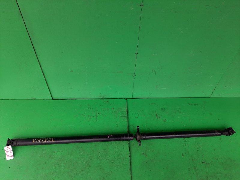 Карданный вал Honda Crossroad RT4 R20A задний (б/у)