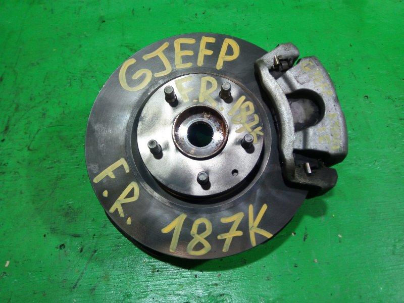 Ступица Mazda Atenza GJEFP передняя правая (б/у)