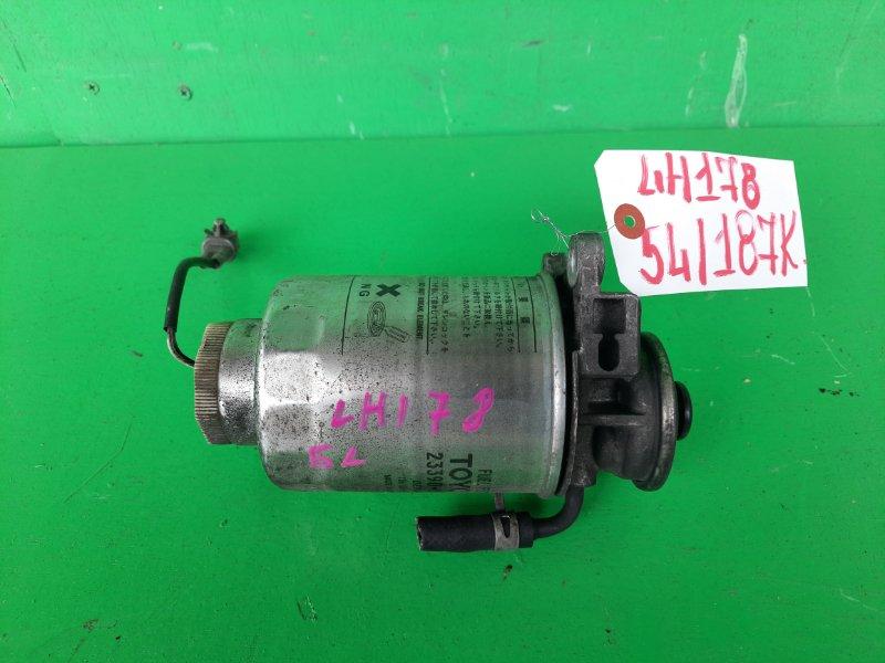 Насос ручной подкачки Toyota Hiace LH178 5L (б/у)