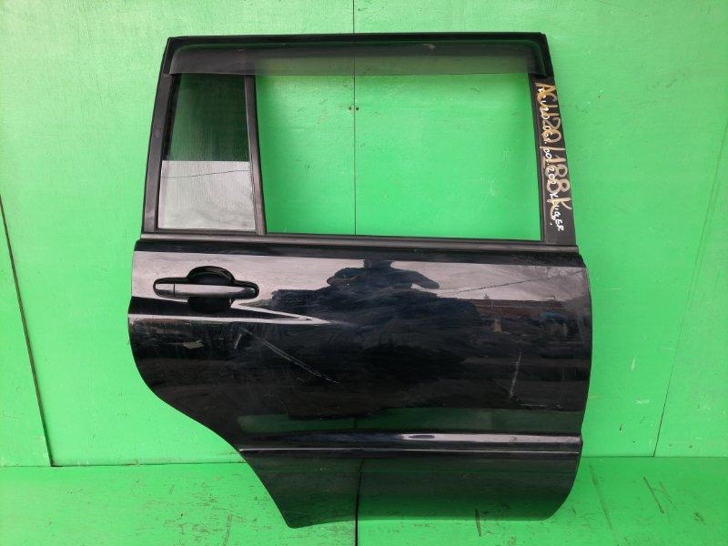 Дверь Toyota Kluger ACU20 задняя правая (б/у)