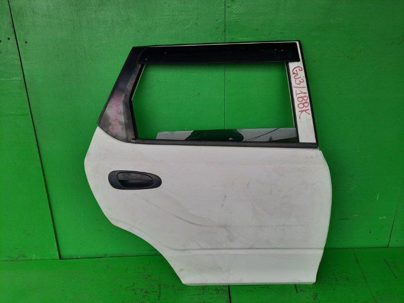 Дверь Honda Partner GJ3 задняя правая (б/у)