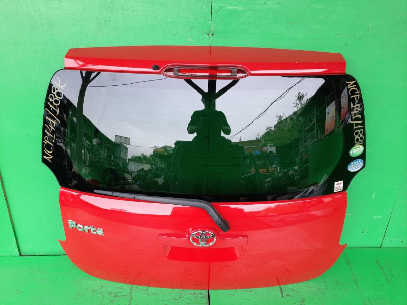 Дверь задняя Toyota Porte NCP141 (б/у)