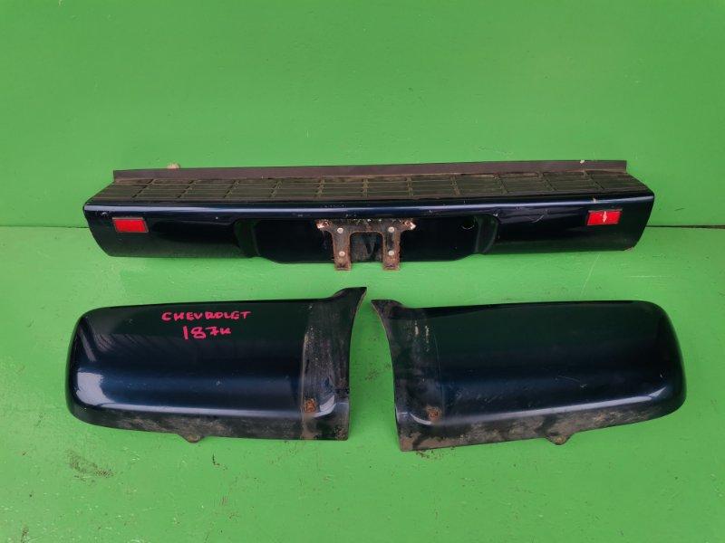 Бампер Chevrolet Blazer S15 задний (б/у)