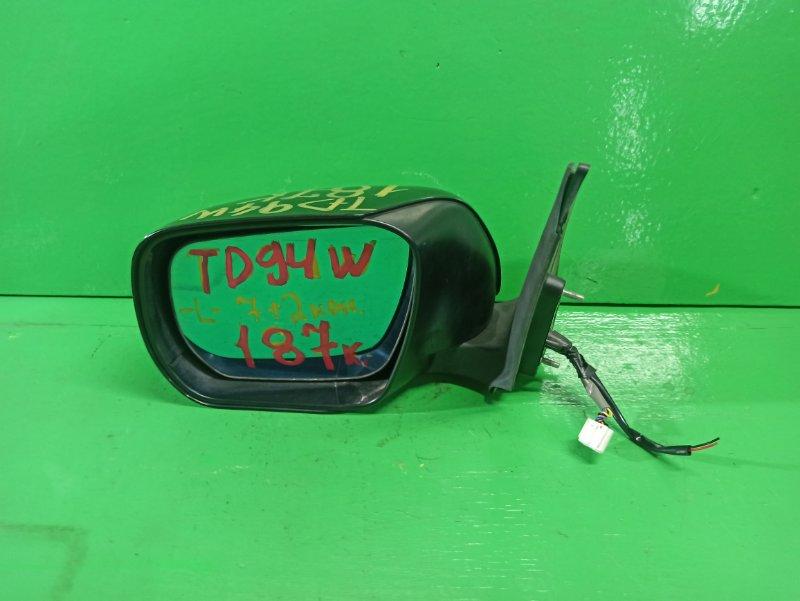 Зеркало Suzuki Escudo TD94W левое (б/у)
