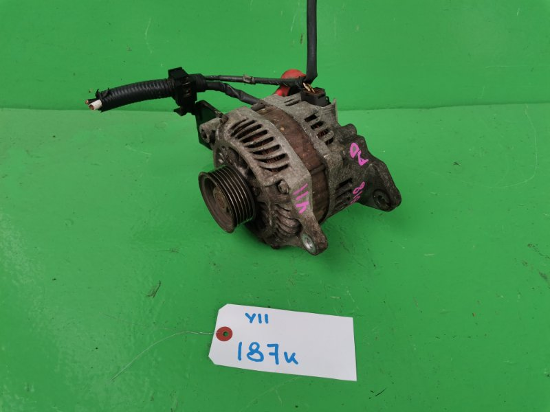 Генератор Nissan Ad Y11 QG18-DE (б/у)