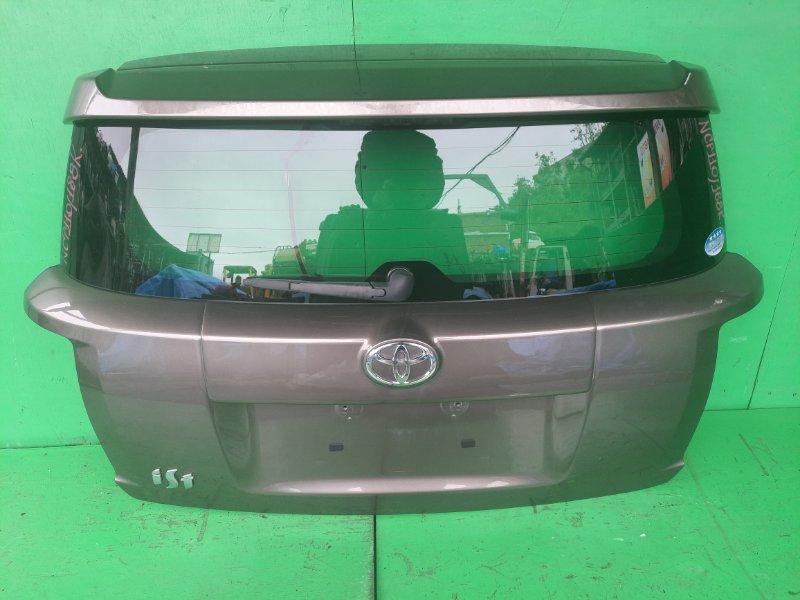 Дверь задняя Toyota Ist NCP110 (б/у)