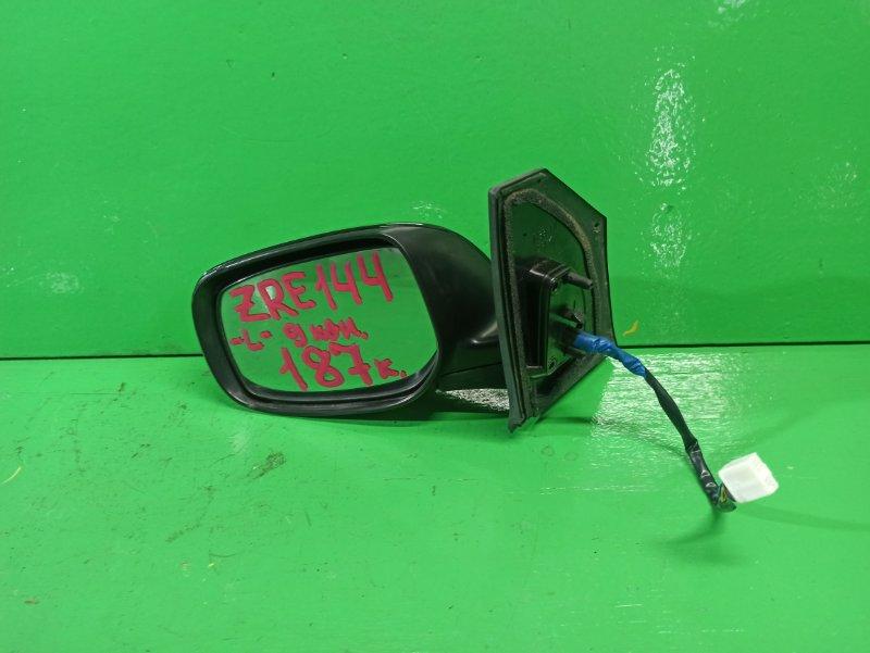Зеркало Toyota Fielder ZRE144 левое (б/у)