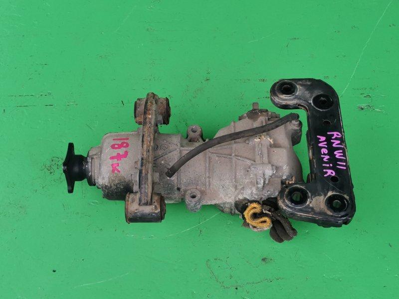 Редуктор Nissan Avenir RNW11 QR20-DE задний (б/у)