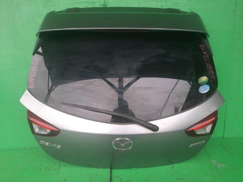 Дверь задняя Mazda Demio DJ3FS (б/у)
