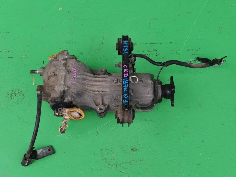 Редуктор Nissan Xtrail NT31 MR20-DE задний (б/у) N1