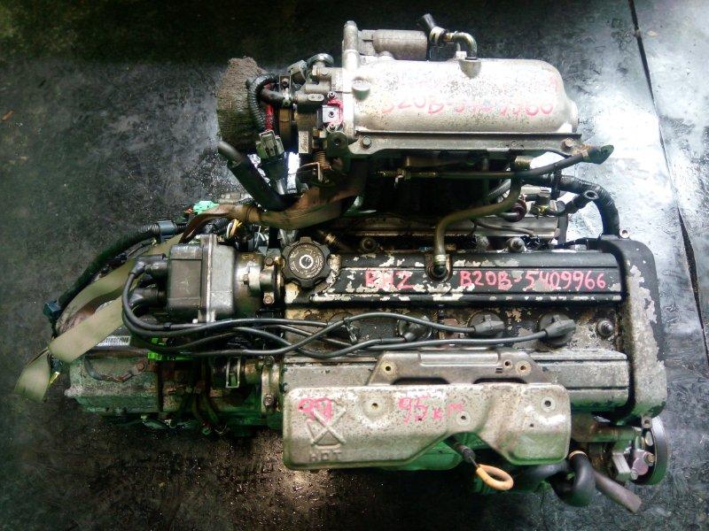 Двигатель Honda S-Mx RH2 B20B 1999 (б/у)