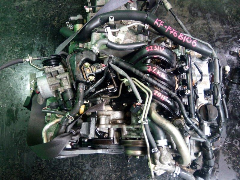 Двигатель Daihatsu Hijet S321V KF-VE 2011 (б/у)