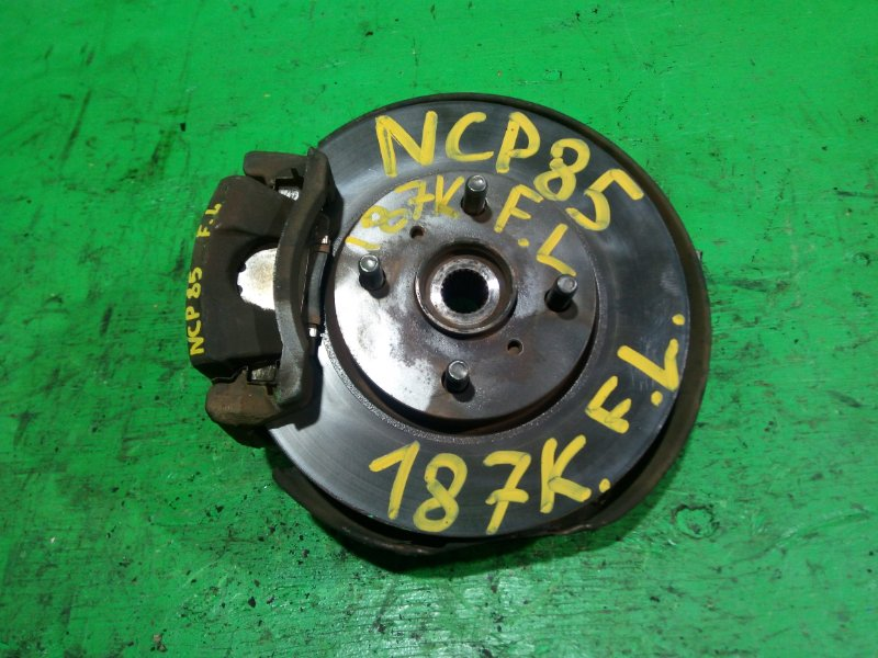Ступица Toyota Sienta NCP85 передняя левая (б/у)