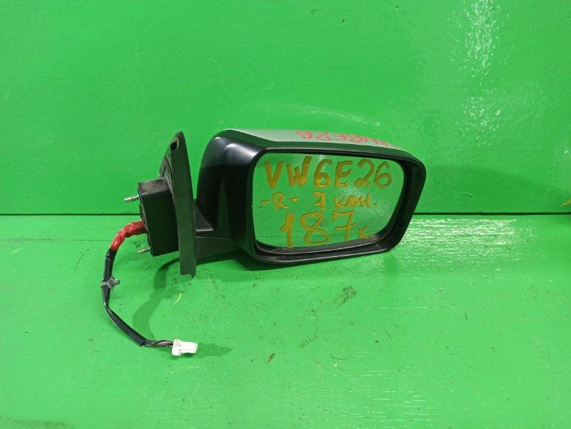 Зеркало Nissan Nv350 Caravan E26 правое (б/у)