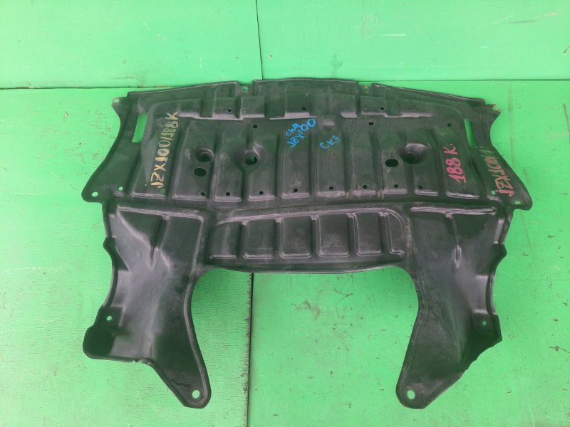 Защита двигателя Toyota Chaser JZX100 (б/у)