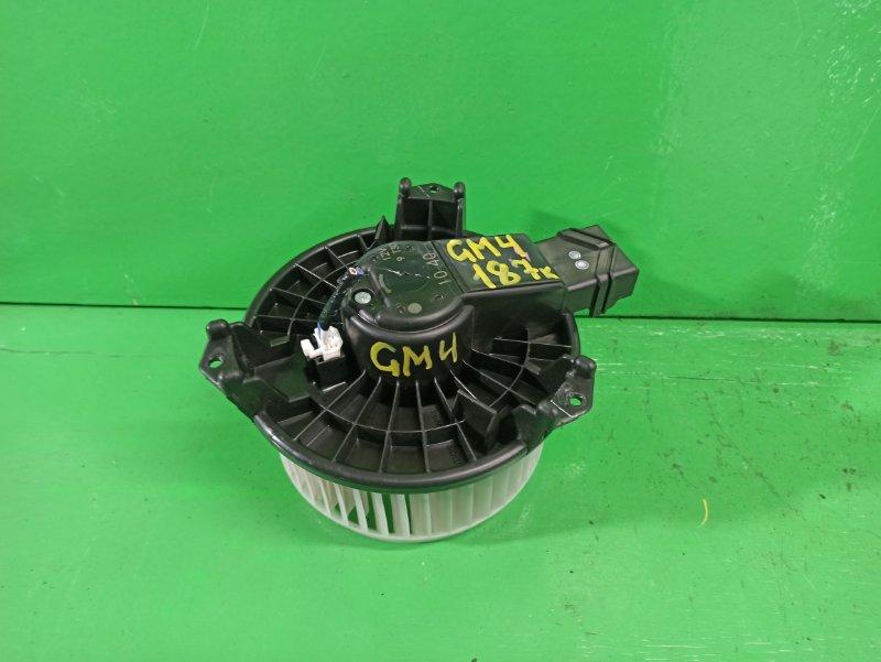 Мотор печки Honda Grace GM4 (б/у)
