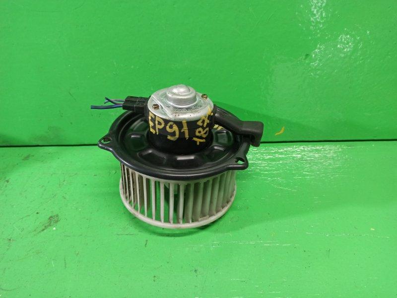 Мотор печки Toyota Starlet EP91 (б/у)