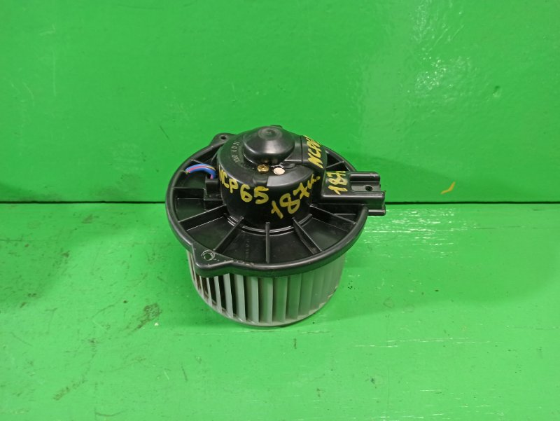 Мотор печки Toyota Ist NCP65 (б/у)