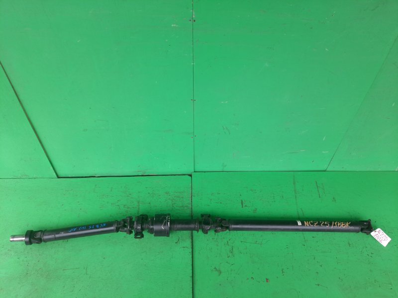 Карданный вал Toyota Raum NCZ25 1NZ-FE задний (б/у)