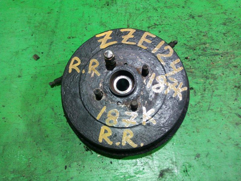 Ступица Toyota Spacio ZZE124 задняя правая (б/у)