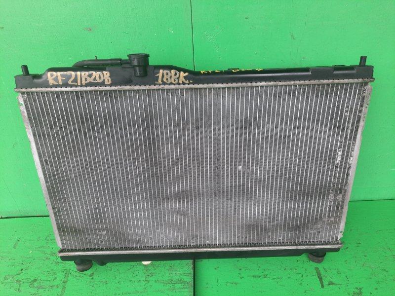 Радиатор основной Honda Step Wagon RF2 B20B (б/у)