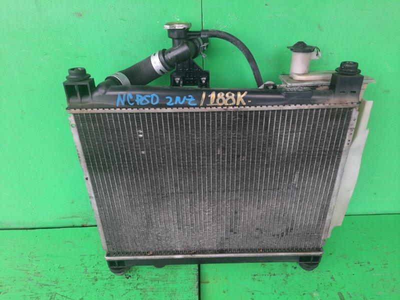 Радиатор основной Toyota Probox NCP50 2NZ-FE (б/у)