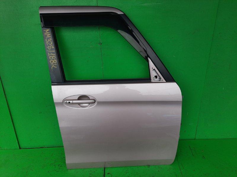 Дверь Mazda Flairwagon MM32S передняя правая (б/у)