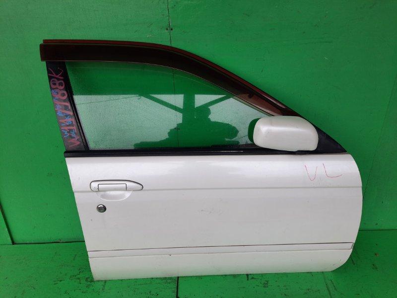 Дверь Nissan Avenir W11 передняя правая (б/у)