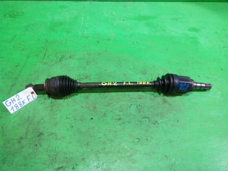Привод Subaru Impreza GH2 передний левый (б/у)