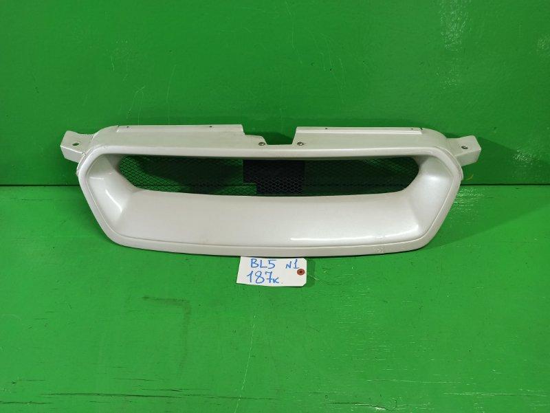 Решетка радиатора Subaru Legacy BL5 (б/у) №1