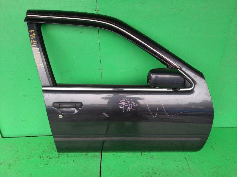 Дверь Nissan Sunny FB14 передняя правая (б/у)