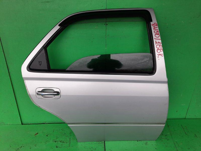 Дверь Toyota Vista Ardeo SV50 задняя правая (б/у)