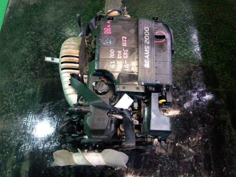 Двигатель Toyota Cresta GX100 1G-FE (б/у)