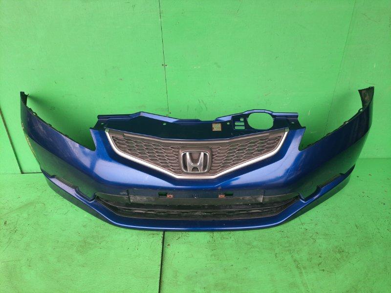 Бампер Honda Fit GE9 передний (б/у)