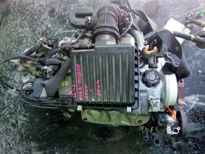 Двигатель Honda Hrv GH3 D16A 2000 (б/у)