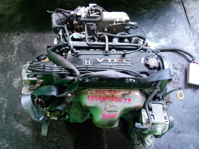 Двигатель Honda Accord CF6 F23A 1998 (б/у)