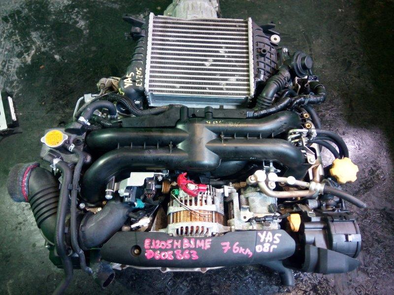 Двигатель Subaru Exiga YA5 EJ205 2008 (б/у)