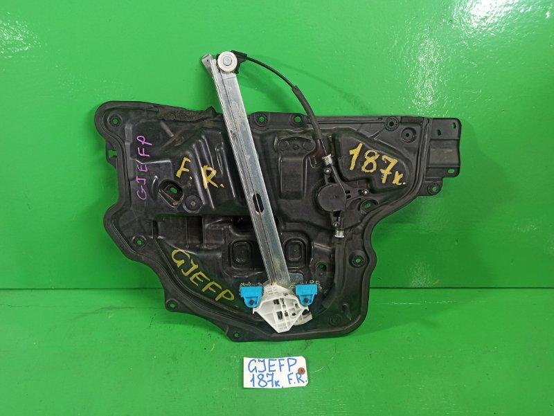 Стеклоподъемник Mazda Atenza GJEFP передний правый (б/у)