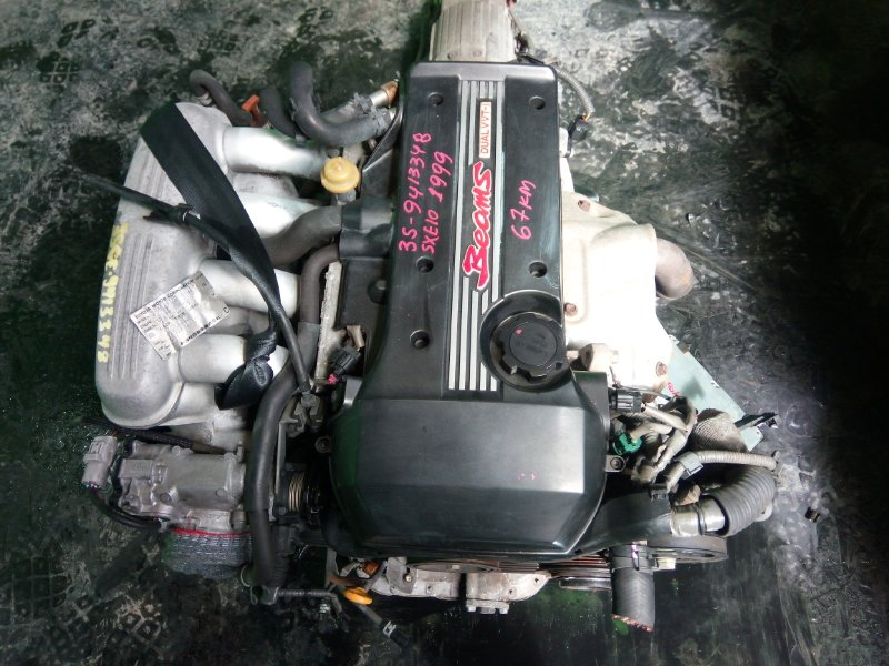 Двигатель Toyota Altezza SXE10 3S-GE 1999 (б/у)