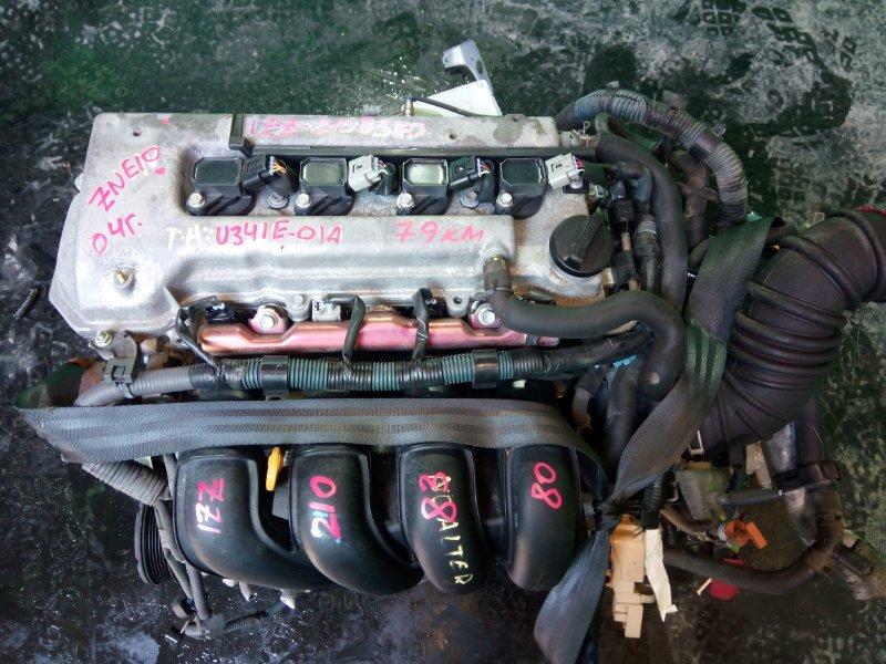 Двигатель Toyota Wish ZNE10 1ZZ-FE 2004 (б/у)