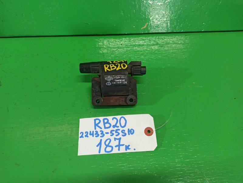 Катушка зажигания Nissan Skyline R32 RB20 (б/у)