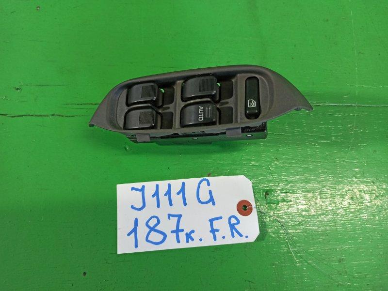 Блок упр. стеклоподьемниками Daihatsu Terios J111G передний правый (б/у)