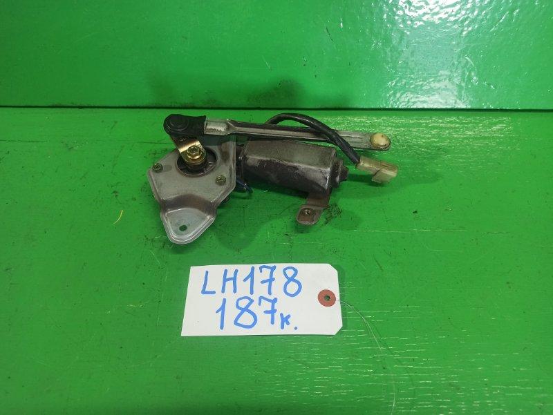 Мотор дворников Toyota Hiace LH178 задний (б/у)